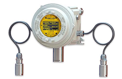 3 Ch DTEX Gas Detector